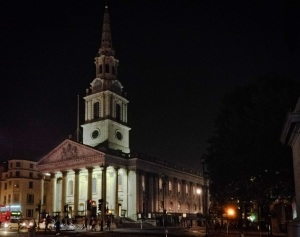 Our Vigil at St. Martin in the Fields
