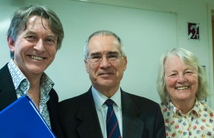 Conor Gearty, Lord Stern & Anne Power, 10th March 2016