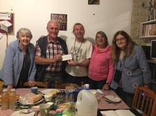 Donation to Catholic Worker